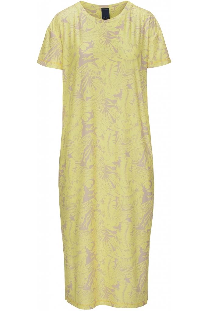 Kleid supersofte atmungsaktive knitterarme Kofferware